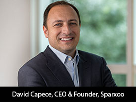 """David Capece, Sparxoo CEO and Founder: """"Over the years we have learned how to best meet client needs and develop innovative strategies that will help companies stand out in the marketplace"""