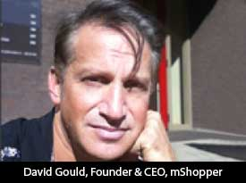 A leading provider of cloud-based mobile  commerce and mobile marketing solutions mShopper