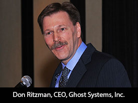 An Interview with Don Ritzman, Ghost Systems, Inc. CEO: 'We're Committed to Creating a Positive Impact'