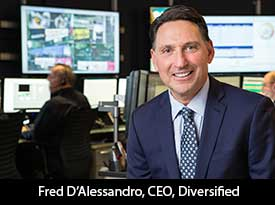 A Globally Recognized Technology Solutions Provider: Diversified