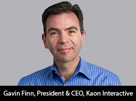 Maynard-based Kaon Interactive, a B2B Software Company, Creates Advanced Software Technology and Platforms to Enable Global Companies to Simplify Complex Stories at Every Customer Touch-point