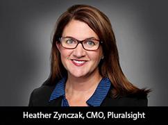 Heather Zynczak: High-Energy CMO of Pluralsight
