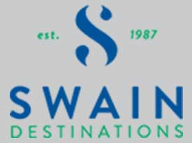 """""""We're creating dynamic itineraries from scratch for each and every client"""": Swain Destinations"""