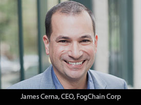 An Interview with James Cerna, FogChain Corp CEO: 'We're Introducing the Next Generation of Software Development and Application Lifecycle Management Services & Tools'