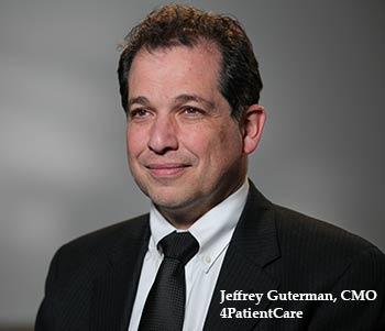 thesiliconreview-jeffrey-guterman-cmo-4patientcare-2017