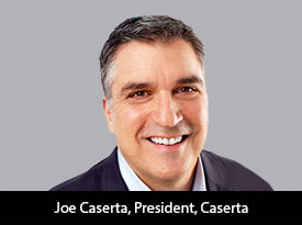 From Working as a Laborer to Writing a Bestseller, Joe Caserta, Caserta Founding President, Finds Success with the  Power of Passion