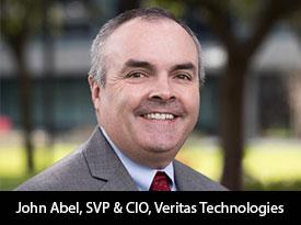 The SVP & Chief Information Officer of Veritas Technologies - John Abel