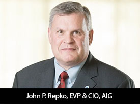 The Global Business Leader - John P. Repko, EVP, and Chief Information Officer