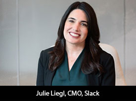 Julie Liegl, CMO of Slack: Spearheading the organization with her enormous experience and workforce diversity