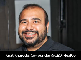 An Interview with Kirat Kharode, HealCo Co-Founder: 'I Saw an Opportunity to Better Serve the Healthcare Community by Connecting Providers with Under-Utilized Medical Spaces that Fit their Schedule and Flexibility'