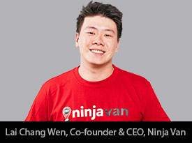 Connecting Southeast Asia to a World of Possibilities by Powering Deliveries: Ninja Van