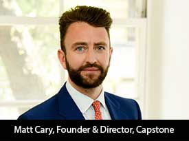 A specialist property and construction recruitment consultancy with a well-earned reputation in the real estate segment: Capstone