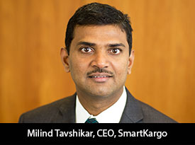 SmartKargo, The World's Most Advanced Air Cargo Management Solution is backed by its goal-driven CEO, Milind Tavshikar