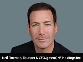 An Interview with Neil Fineman greenONE Holdings Inc. Founder and CEO: 'Our Advanced Nano Hydration System Delivers Nutrients to your Body like Never Before'