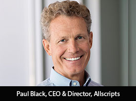 thesiliconreview-paul-black-ceo-allscripts-2018