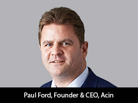 An Interview with Paul Ford, Acin Founder and CEO: 'We have Created a Comprehensive Data Standards Platform to Help Firms to Simplify and Mitigate Operational Risk'