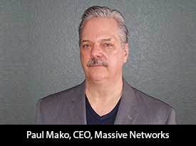 """""""To help your business operate seamlessly with fast, reliable, and secure internet and network solutions"""": Massive Networks"""