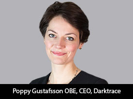Poppy Gustafsson, CEO of Darktrace, has been at the forefront of the instigating growth of this innovative company with her extensive experience