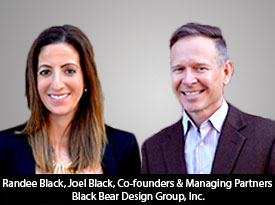 thesiliconreview-randee-black-Joel-black-co-founders-managing-partners-black-bear-design-group-inc-2018