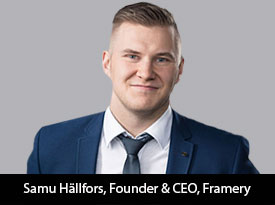 An Interview with Samu Hällfors, Framery Founder and CEO: 'We're Driven by a Purpose – to Create Happiness. And We Take it Seriously'