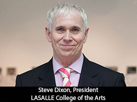 Aiming to Be Singapore's Leading Contemporary Arts and Design Institution: LASALLE College of the Arts
