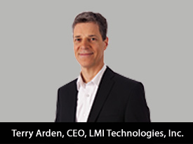An Interview with Terry Arden, LMI Technologies, Inc. CEO: 'We Work to Advance 3D Measurement with Smart Sensor Technology'
