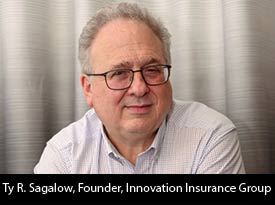 Innovation Insurance Group Founder Ty R. Sagalow Cracks Open Why Insurance Industry Needs Lemonade Insurance-Style Business Model