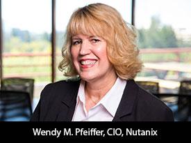 Wendy M. Pfeiffer, Nutanix CIO: 'Joining Nutanix is the Culmination of My Highest IT Aspirations'