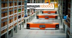 Amazon unveils new pair of Warehouse Robots