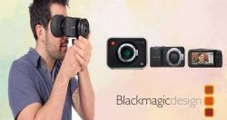 Say Hi To the All-New Blackmagic Design Pocket Cinema Camera 4k