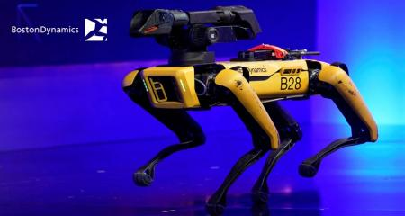 The new owner of Boston Dynamics Hyundai Motor Group Introduces Two New Robots