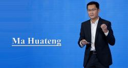 Making his presence known in the world of technology: Ma Huateng
