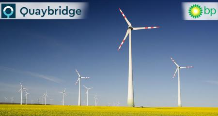 Quaybridge has formed an alliance with bp to advance the company's global offshore wind portfolio