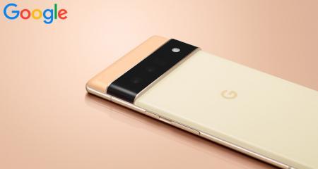 Google Unveils its New Tensor Chipset to Power Pixel 6 phones