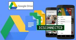 Google to disconnect Photos from Drive