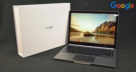The US Internet Giant Google Plans to Launch A Chromebook with Its Own CPUs