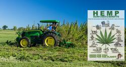Growing hemp is now legal in the United States for the first time in the century