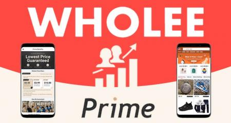 The growth rate of Wholee Prime has surged, and total downloads stand at 4 million-plus
