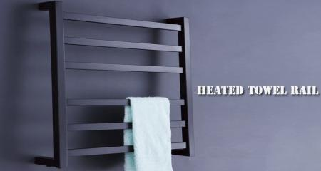 The Benefits of a Heated Towel Rail