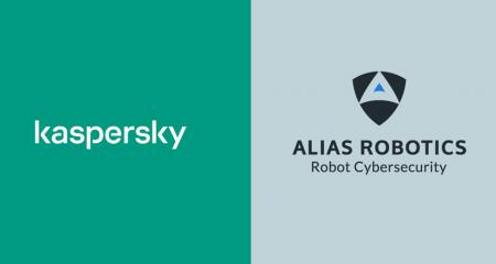 Kaspersky collaborates with Alias Robotics Partner to Secure Robots in OT Infrastructure
