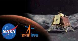 NASA to join ISRO to track Vikram lander by sending Radio signals