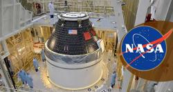 NASA's Orion crew capsule is ready for its maiden test flight