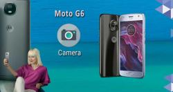Moto Camera App Update Ahead Of the Moto G6 Launch