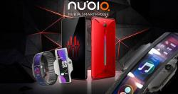 Nubia Technology Unveil the World's First Wearable Smartphone and Launches Red magic