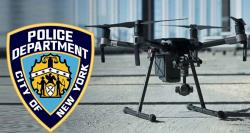 NYPD includes 14 drones into its force