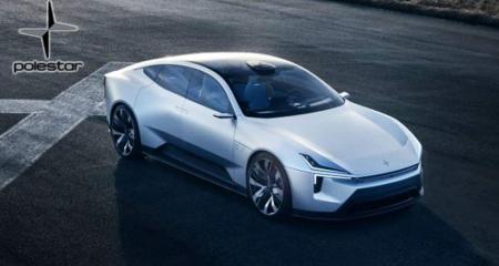 "Polestar's electric concept car ""Precept"" will soon go into production"
