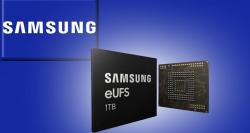 Samsung unveils the World's first ever one-terabyte (TB) Chip for Smartphones