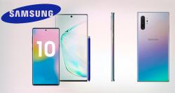 Samsung Announces Galaxy Note10 Smartphones