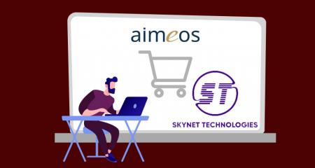Skynet Technologies partners with Aimeos to develop the ecommerce sector