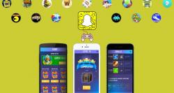 siliconreview-snapchats-gaming-platform-launch